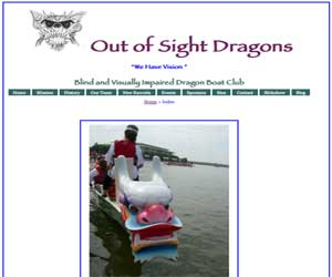 dragonboat racing web page